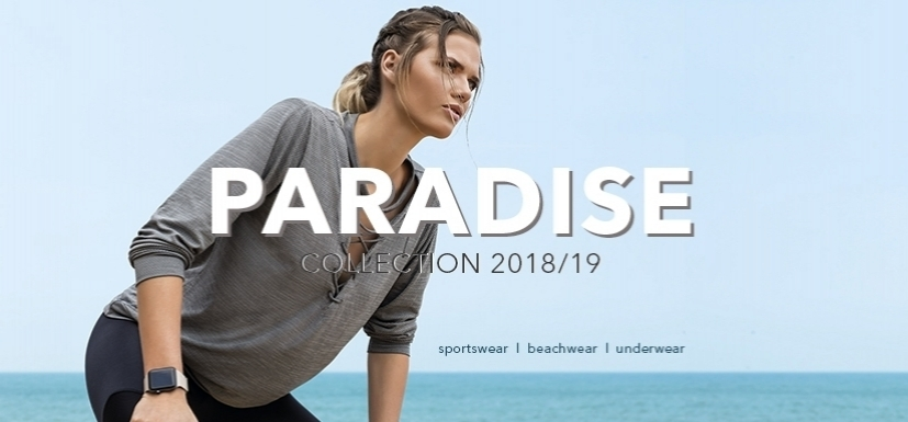 Launch of Paradise Collection 2018/19 by Texneo